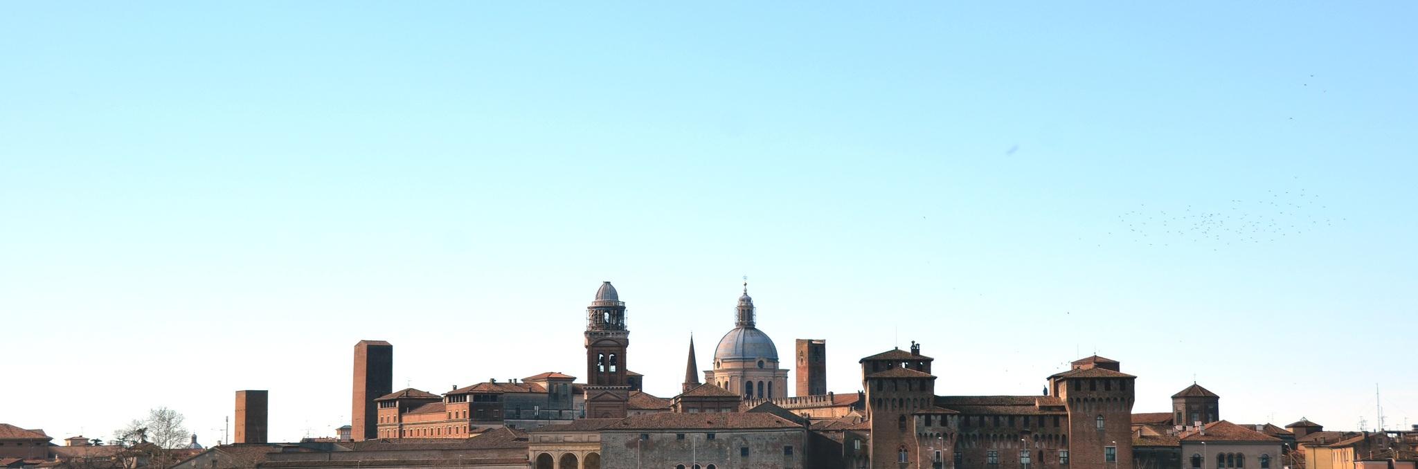 Tappa N.1 : da Mantova a San Benedetto Po (23.9 KM)