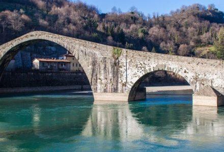 Tappa N.10 : da Castelnuovo Garfagnana a Borgo a Mozzano (27.7 KM)