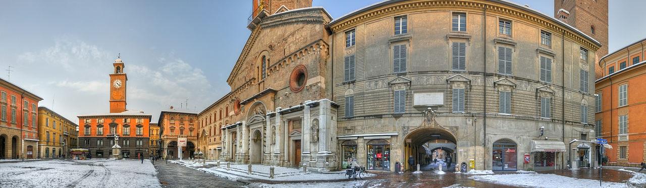 Tappa N.3 : da Guastalla a Reggio Emilia (33.3 KM)