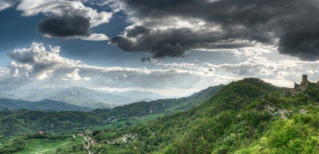 Tappa N.5 : da Canossa a Carpineti (28.2 KM)