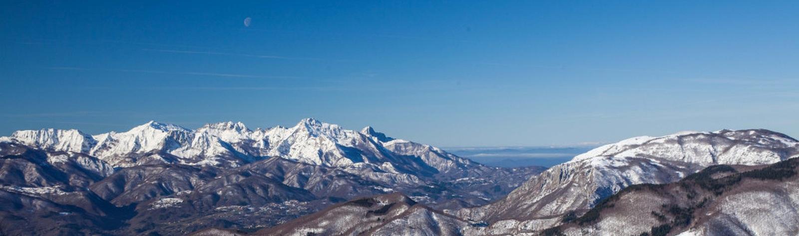 Tappa N.8B :  Variante Gazzano – San Pellegrino in Alpe (17.6 KM)
