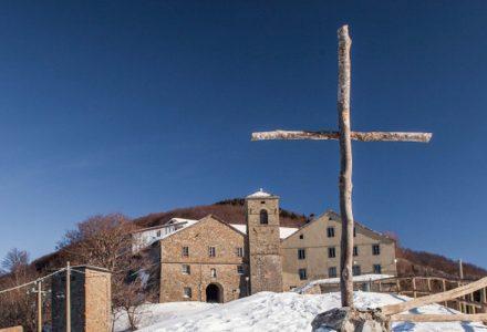 Tappa N.8 : da Gazzano a San Pellegrino in Alpe (22.4 KM)